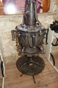 Musée fer à repasser Soumensac Lot-et-Garonne Duras