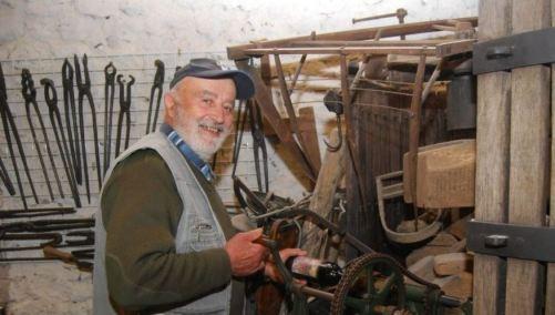 Jacques TESTET Musée outils Soumensac Lot-et-Garonne Duras