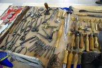 Musée outils Soumensac Lot-et-Garonne Duras